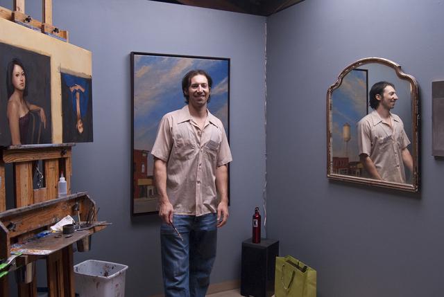 , 'Kenny Harris,' 2009, Joshua Tree Art Gallery