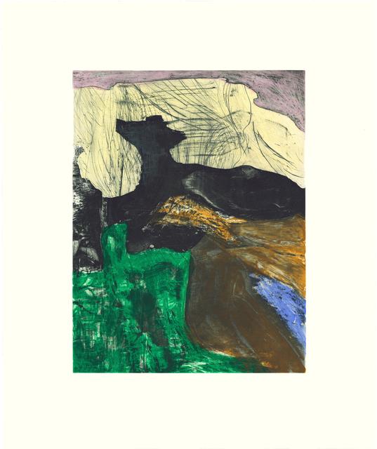 , 'Precepts,' 2011, Universal Limited Art Editions