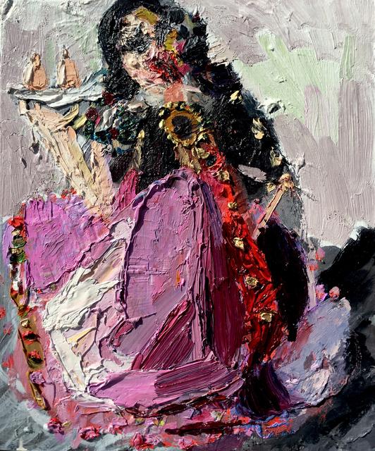, 'Santa sin título (Untitled Saint),' 2018, Deslave
