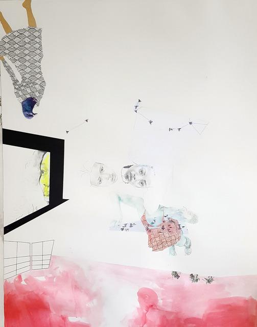 ruby onyinyechi amanze, 'red seas get cut', 2019, Mariane Ibrahim Gallery