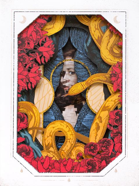 , 'Hollow,' 2017, Paradigm Gallery + Studio
