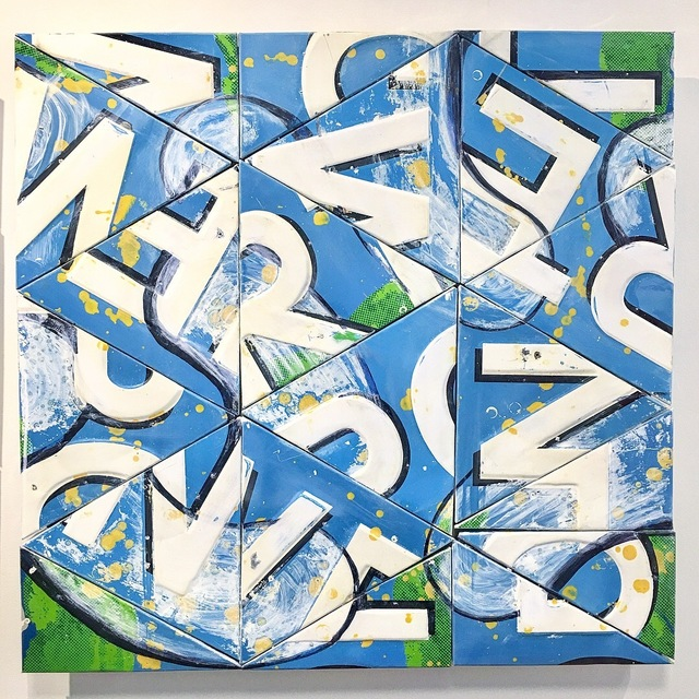 Benjamin Lowder, 'Liminality 2', 2018, Open Mind Art Space
