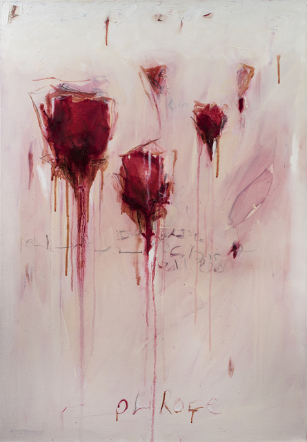, 'Untitled from the 'Sick Rose' series,' 2009, Sophia Contemporary