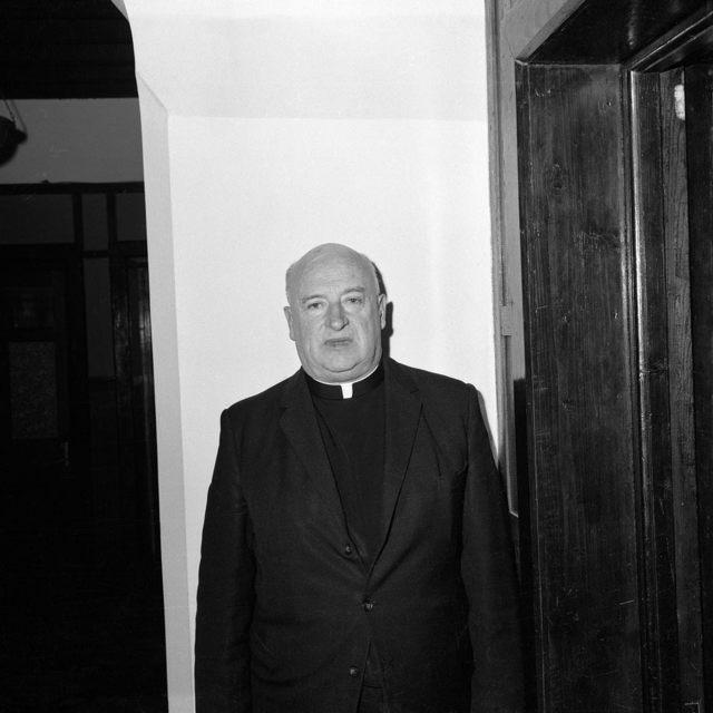 , 'Untitled (priest),' 1950-1970, Jackson Fine Art
