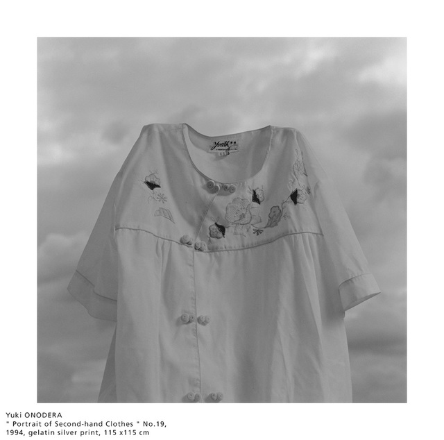 , 'Portrait of Second-hand Clothes NO.19,' 1994, Vanguard Gallery