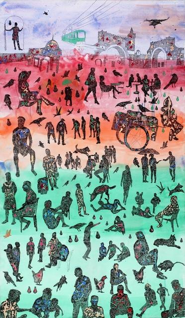 , 'Porte de Tunis #1,' 2016, AGorgi Contemporary Art Gallery