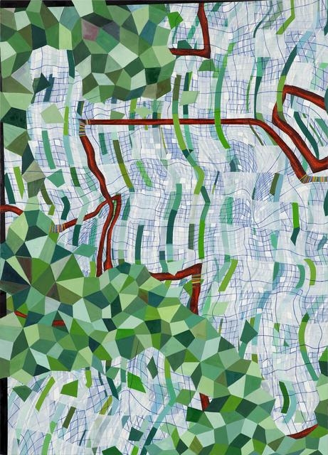 , 'Delusive Dimension,' 2018, Spanierman Modern