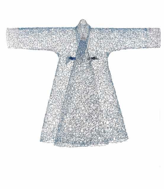 , 'Blue JangOt,' 2015, Callan Contemporary