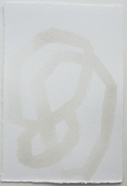 Teresa Pera, 'Calligrafies d'aigua: Stones 19', 2017, PontArte