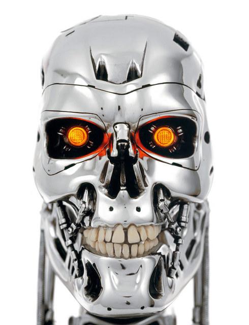 , 'TOYGIANTS - Terminator,' 2015, Galerie von Braunbehrens