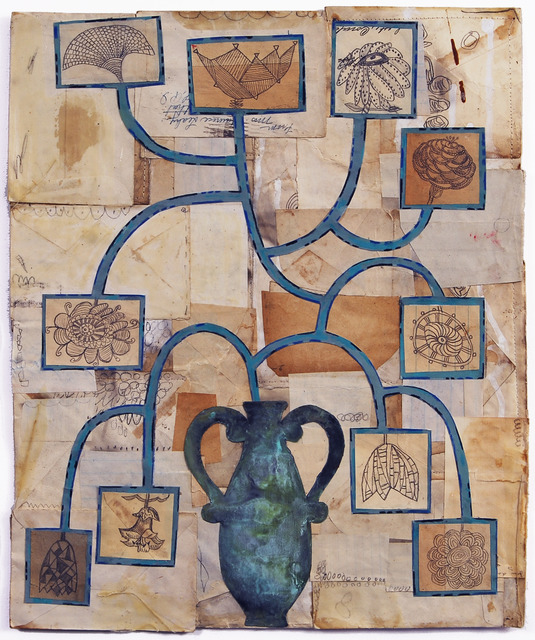 , 'Amphora,' 2014, Clark Gallery