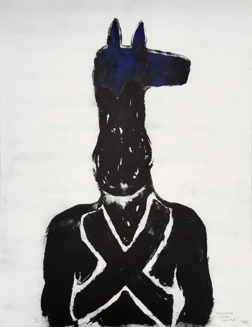 Manuel Lau, 'Masquerade's Summer Camp VIII', 2015, Han Art