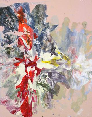 , 'Pink Reverb,' 2014, K. Imperial Fine Art