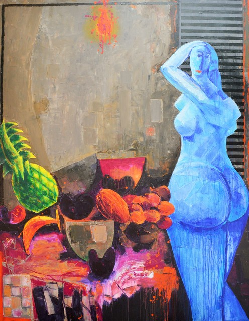 , 'LA PINA PARA LA NINA,' 2014, Jorge Mendez Gallery