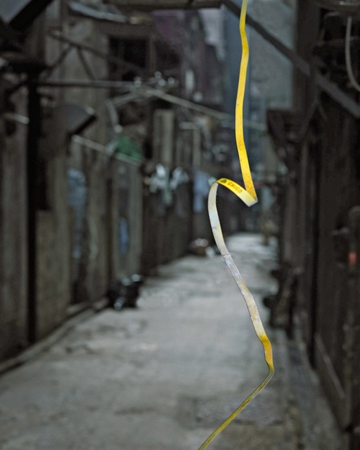 , 'Back door #7,' 2003, CHRISTOPHE GUYE GALERIE