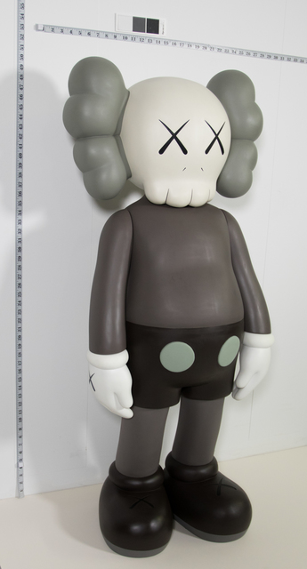 KAWS, 'Brown Companion', 2007, Carmichael Gallery