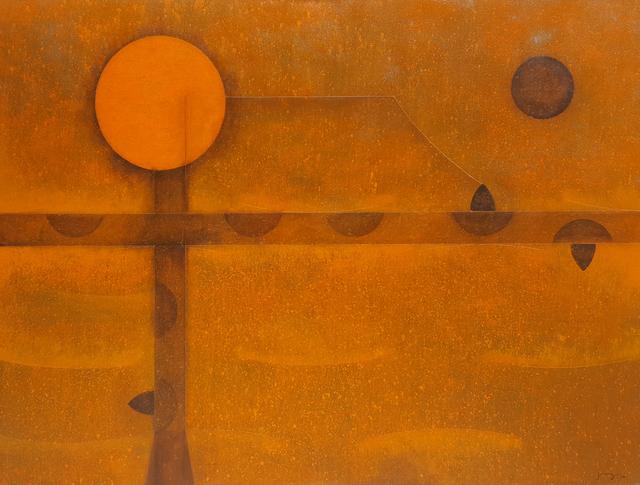 , 'Grúa,' 2016, Aldama Fine Art