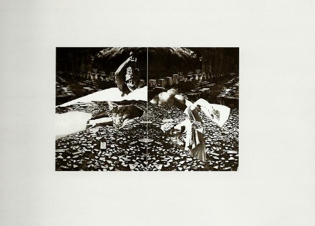 , 'Paetus et Arria ,' 1982, Galleria il Ponte