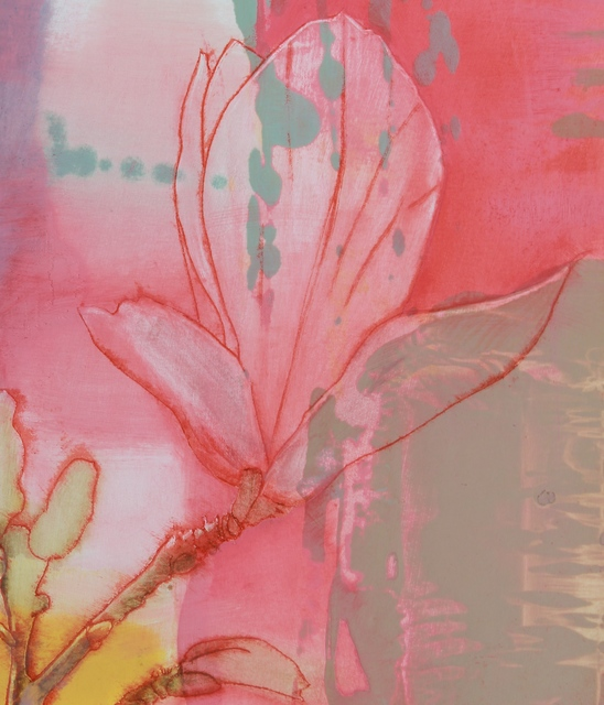 , 'Pink Magnolia,' 2017, Seager Gray Gallery