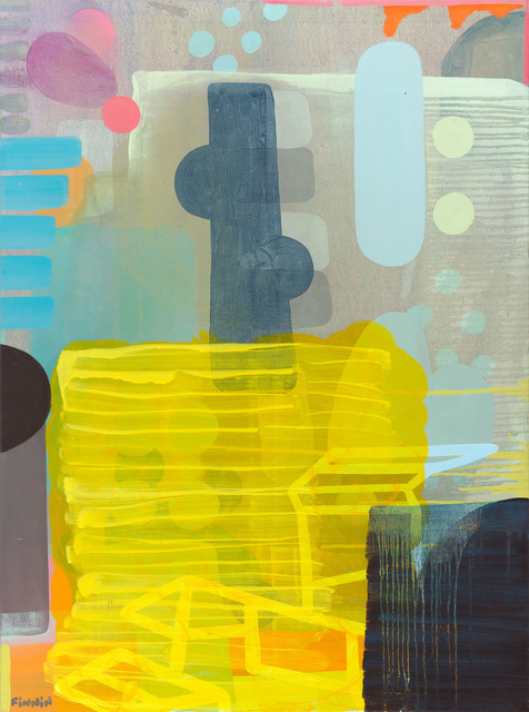 , 'Entropy's Siblings No. 1,' 2015, John Martin Gallery