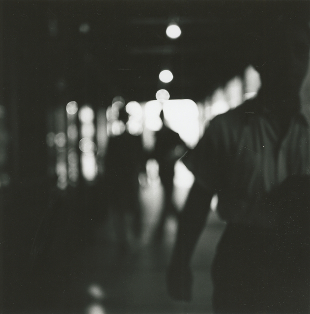 Ray K. Metzker, '58 CH-12, Chicago', 1958, Howard Greenberg Gallery
