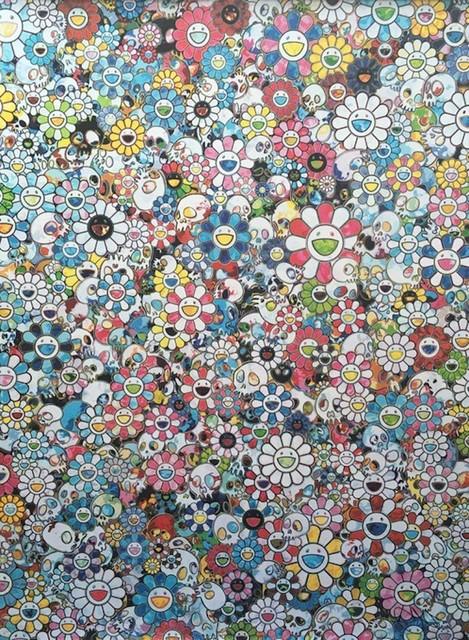 Takashi Murakami, 'This Merciless World', 2016, Lougher Contemporary