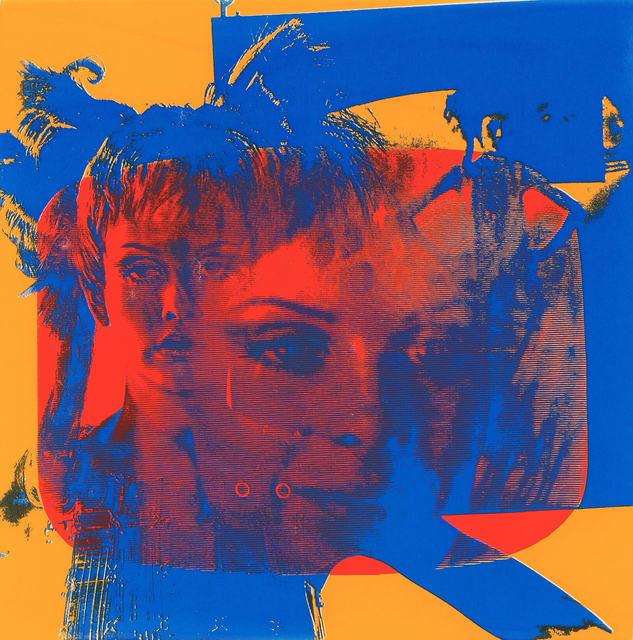 , 'Twiggy, Colors, Silkscreen,' 1967, Keyes Art
