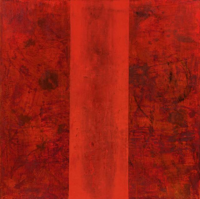 , 'Red M 1,' 1992/1993, Galerie Kovacek & Zetter