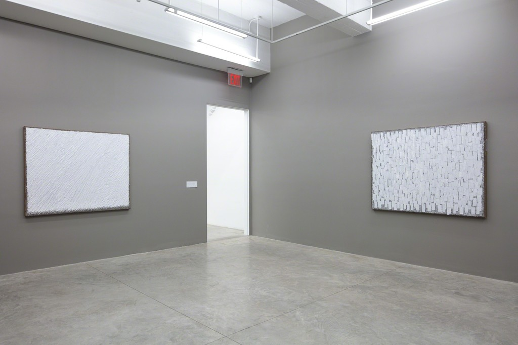 Installation view of Conjunction​ by Ha Chong-Hyun