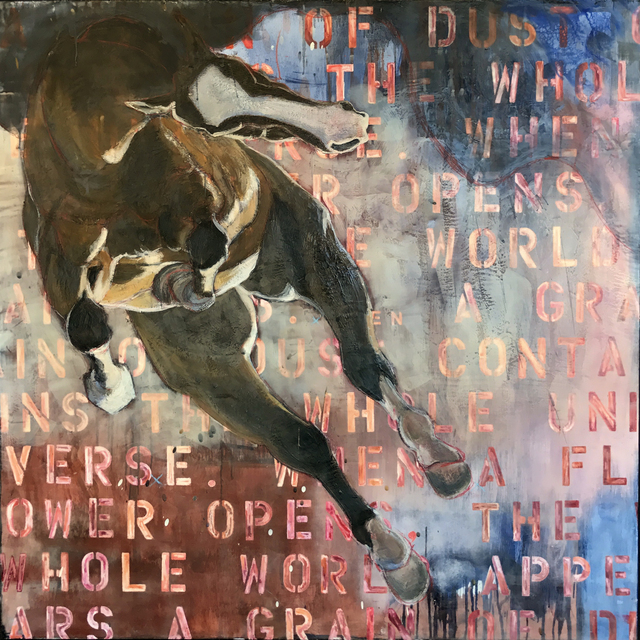 , 'Superhero Holy Dog,' 2012, Olson Larsen Gallery