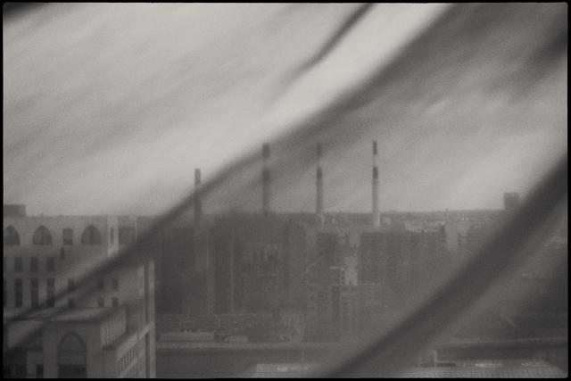 Dan Winters, '19th Floor Curtain', 2016, Fahey/Klein Gallery