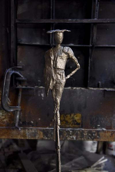 , 'Torero,' , Emmanuelle G Gallery