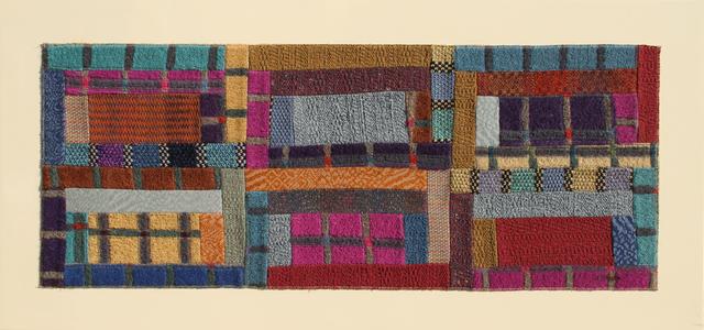 Ottavio Missoni, 'No. 3, Rectangles', ca. 1980, RoGallery