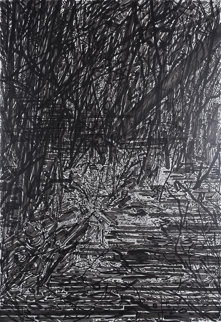 , 'Dark Forest,' 2018, DOOSAN Gallery