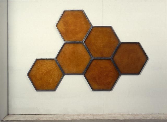 , 'Honeycomb 2,' 1998, Mark Hachem Gallery