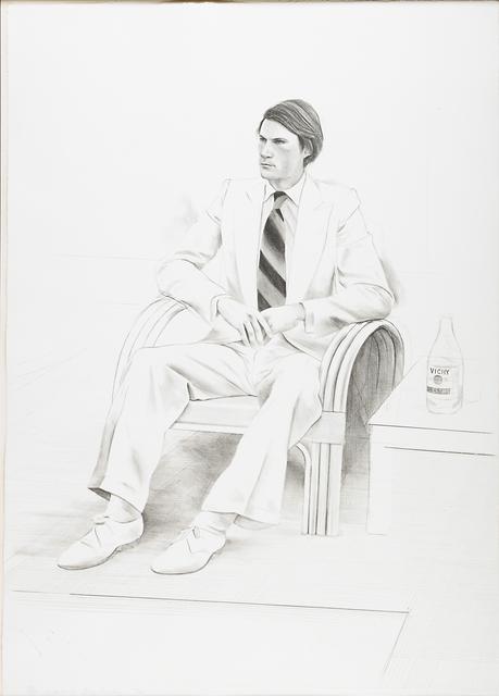 , 'Joe McDonald,' 1976, MILL Contemporary