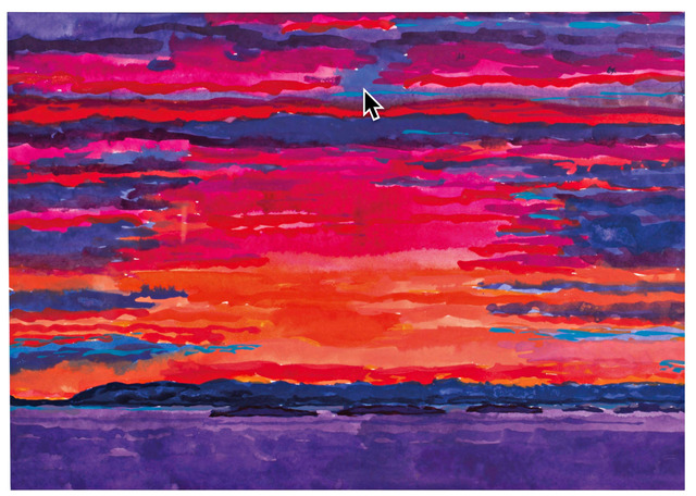 , 'Thimble Island Sunset,' 2004, Alpha 137 Gallery