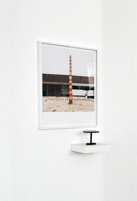 , 'Station (Brancusi),' 2010, UN-SPACED