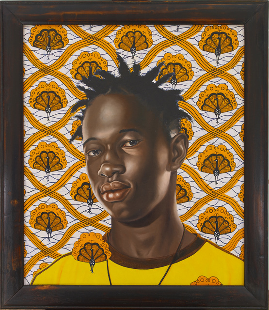 , 'Ibrahima Sacho II,' 2007, Seattle Art Museum