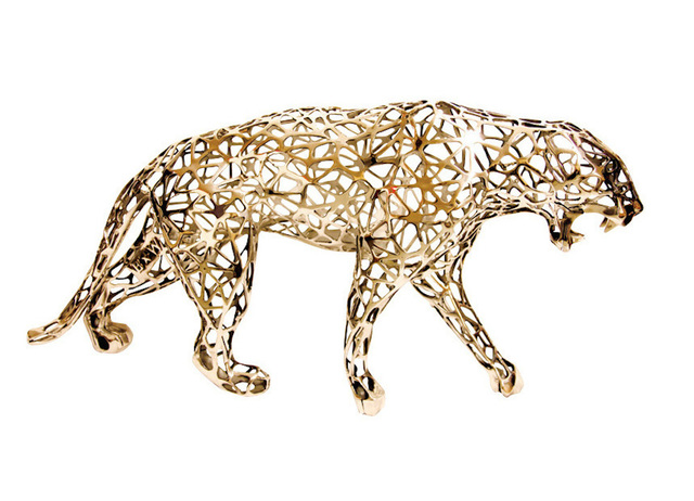 , 'Lace Panther,' 2016, Inception Gallery