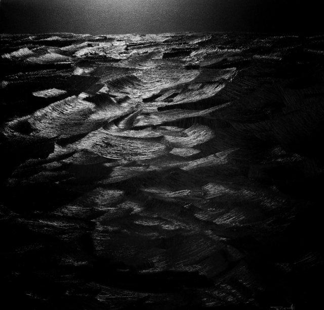 , 'Temepestad mediterránea,' 2011, Galerie AM PARK