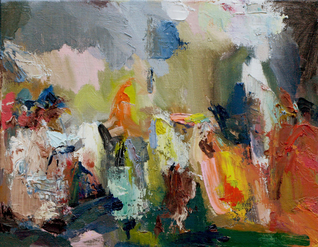 , 'Dry Baptism,' , Adah Rose Gallery