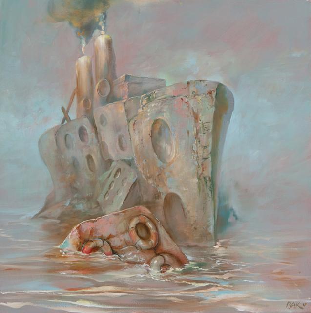Samuel Bak, 'Izcor', 2017, Pucker Gallery