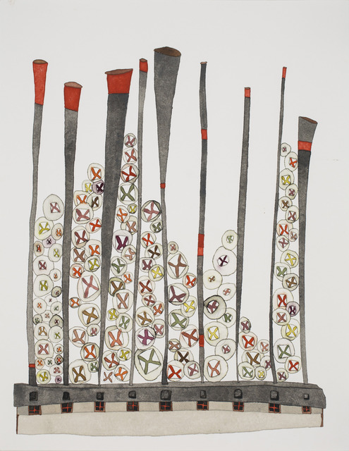 , 'Qiaotou,' 2013, Charles A. Hartman Fine Art