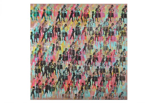 DAIN, 'TV Boy', 2008, Chiswick Auctions