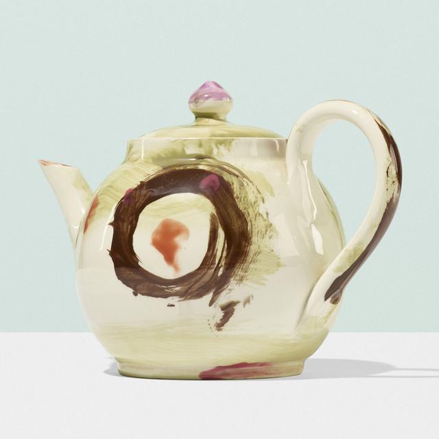 Helen Frankenthaler, 'Untitled (Teapot)', 1999, Wright