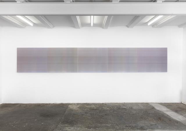 , 'Tomorrow is forgotten. Sleeping beneath,' 2017, Galerie Joy de Rouvre