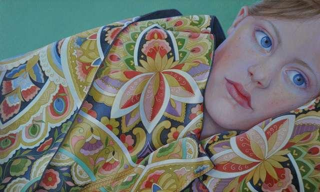 , 'Elena,' , RJD Gallery