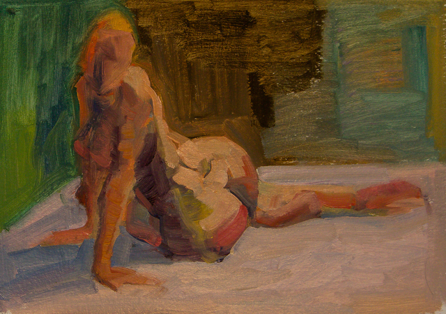 , 'Untitled Figure Study,' 1995-1997, Untitled 2.0