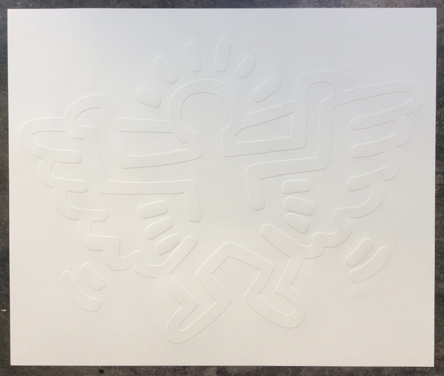 , 'Angel (from the White Icons portfolio),' 1990, Joseph Fine Art LONDON